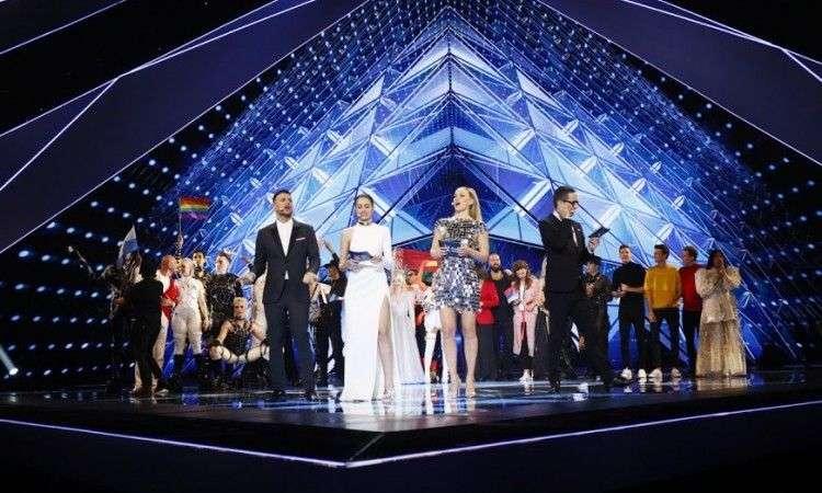 Srbija i Slovenija izborile ulazak u finale Eurovizije