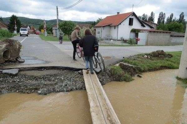 štete od poplava najveće na poljoprivredi, male na objektima