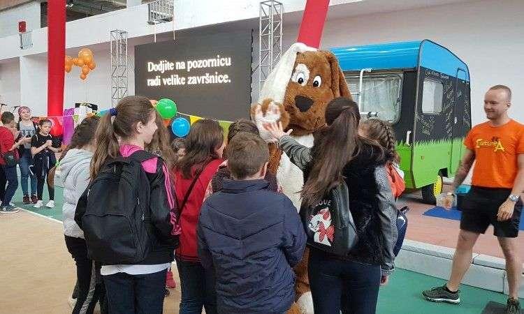 u travniku održan dječji festival 'futurea'