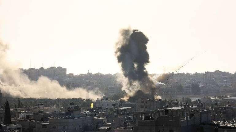 Masivni zračni napadi Izraela na Gazu: Deseci ubijenih i ranjenih