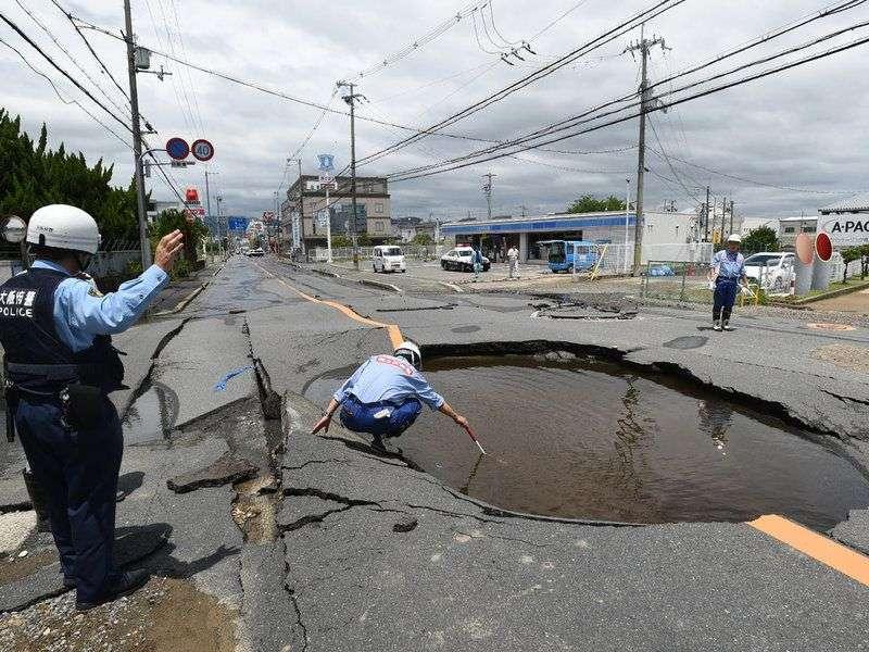Jugozapad Japana potresao zemljotres jačine 6,3 stepena
