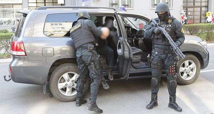 uhapšen inspektor federalne uprave policije!