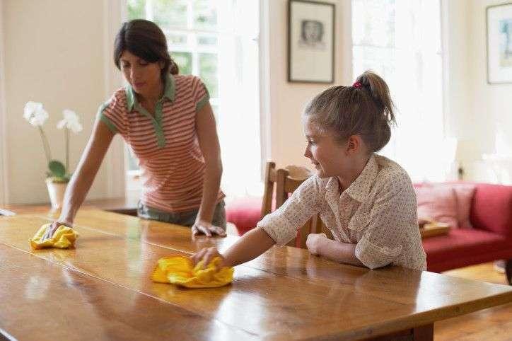 djeca koja obavljaju kućne poslove postaju uspješniji ljudi