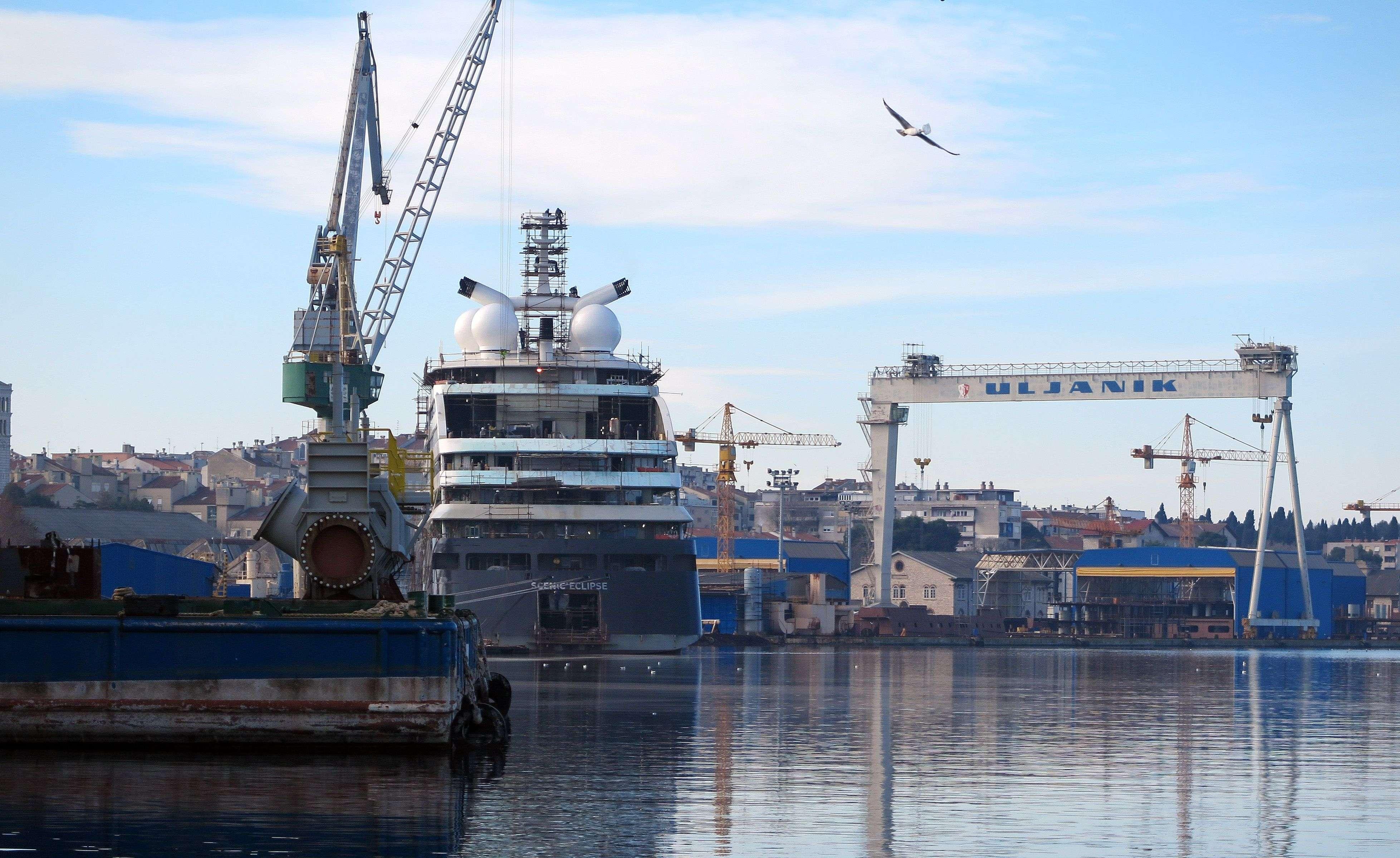 više od 170 radnika uljanik brodogradilišta dobilo otkaze