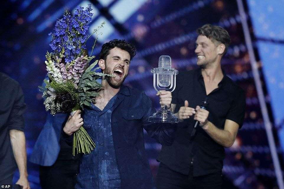Holandija pobijednik ovogodišnjeg Eurosonga