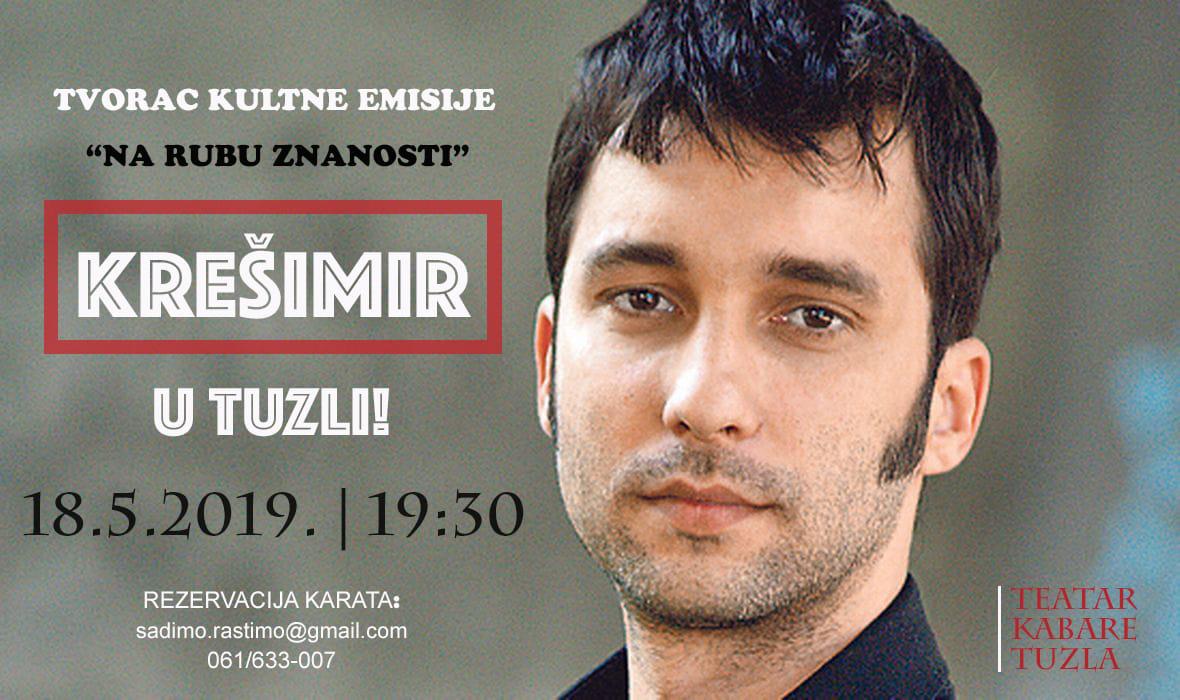 Krešimir Mišak stiže ponovo u Tuzlu
