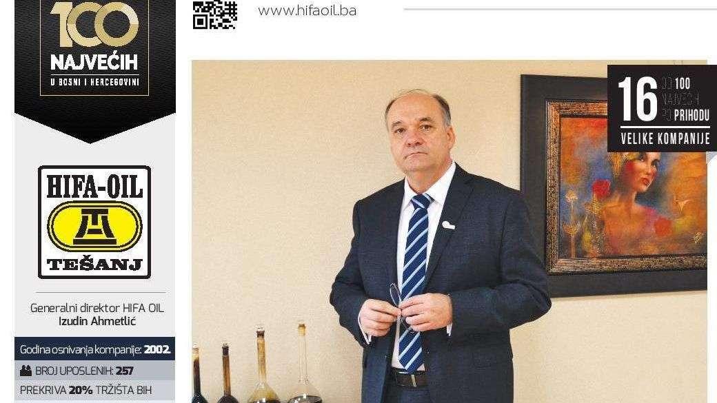 Izudin Ahmetlić: Tešanj je pravo mjesto da se pošalju poruke stabilnosti, mira i razvoja cijelog Zapadnog Balkana