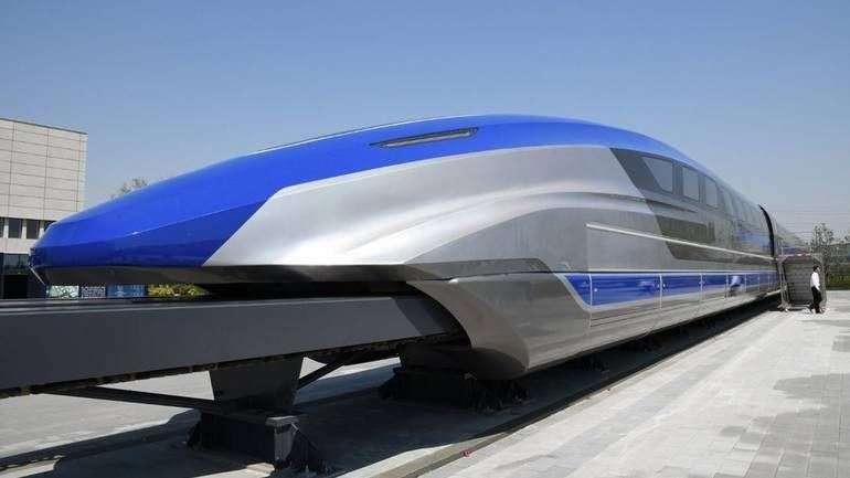 kineski prototip voza koji će ići 600 kilometara na sat