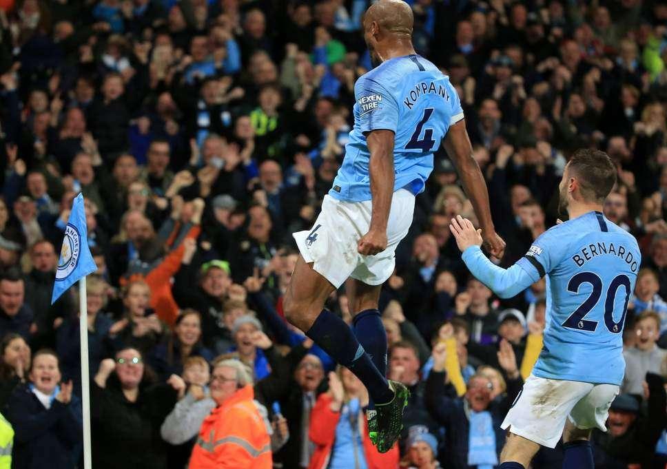 Manchester City na korak do novog naslova prvaka