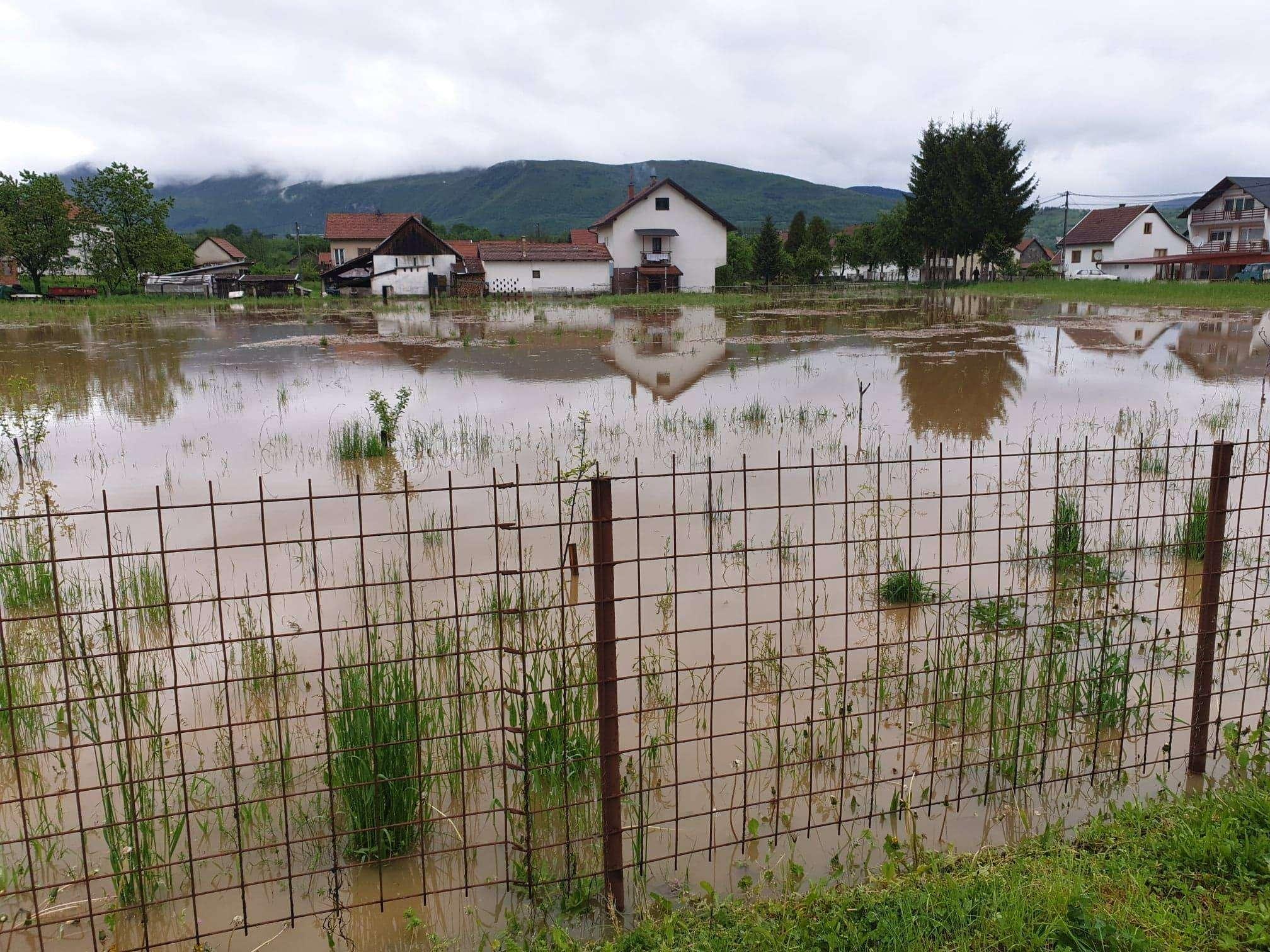 """Novi Travnik: Obavijest """"Vilenice Vodovod"""" zbog vremenskih neprilika"""