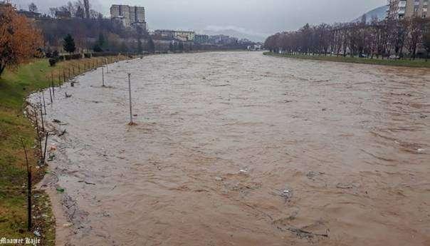 Na području USK i ZDK problemi zbog obilne kiše