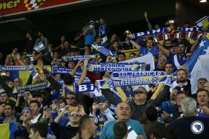 Velika podrška Zmajevima u Torinu: Rasprodate karte za utakmicu protiv Italije