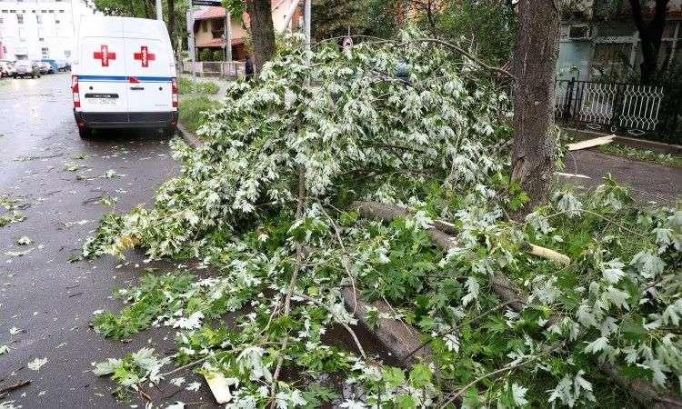 Olujno nevrijeme u Hrvatskoj