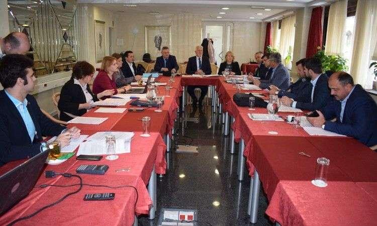 U Sarajevu sjednica Predsjedništva Skupštine Saveza općina i gradova FBiH