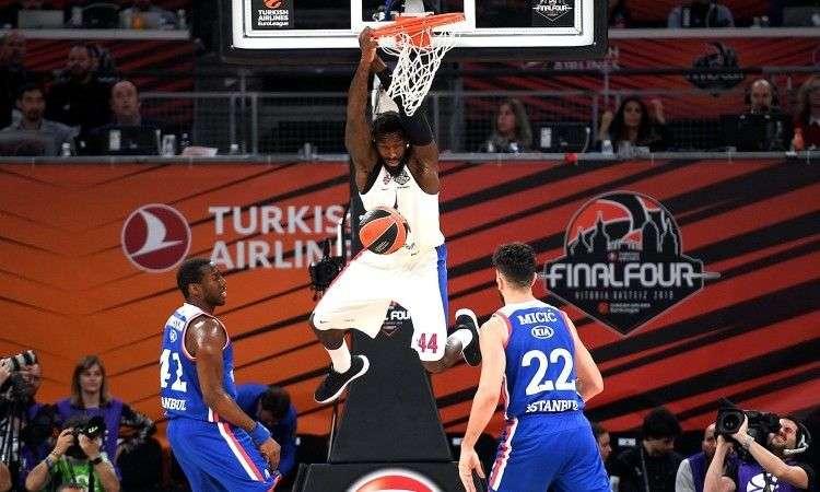 moskvski cska osvojio košarkašku euroligu
