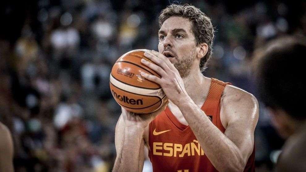 Španija bez Pau Gasola na Svjetskom prvenstvu u Kini