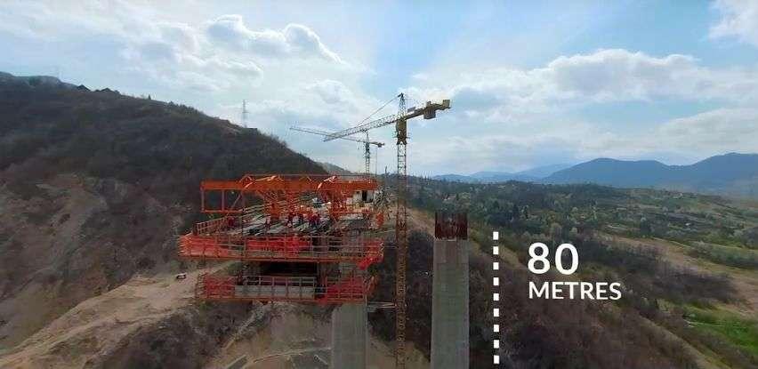 Pogledajte kako će izgledati Koridor 5C u video od 360 stepeni