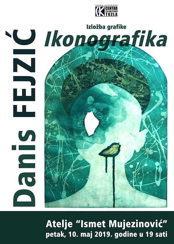 Izložba 'Ikonografika' Danisa Fejzića u Tuzli