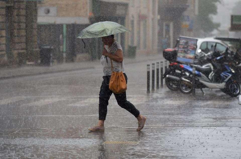 """""""jeseni"""" nema kraja: i naredna tri dana nestabilno s kišom..."""