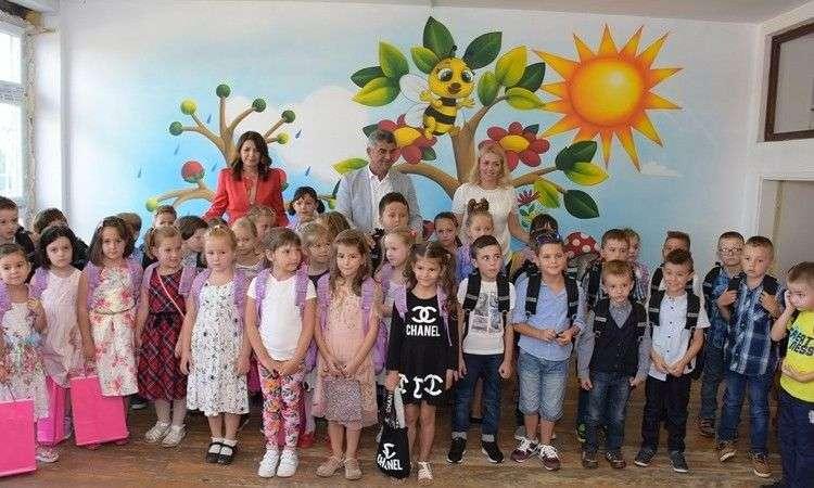 u prvom upisnom roku prijavljeno 600 mališana u prvi razred osnovne škole