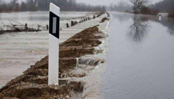 na području gračanice nove padavine uzrokovale nove poplave