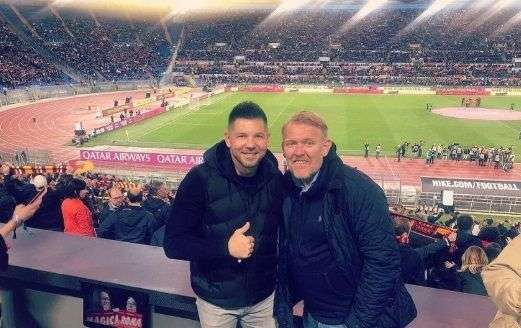Prosinečki uživo pratio duel Džeke i Pjanića na Olimpicu