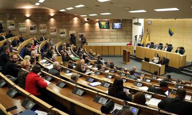 Predstavnički dom Parlamenta FBiH sutra o migrantskoj krizi