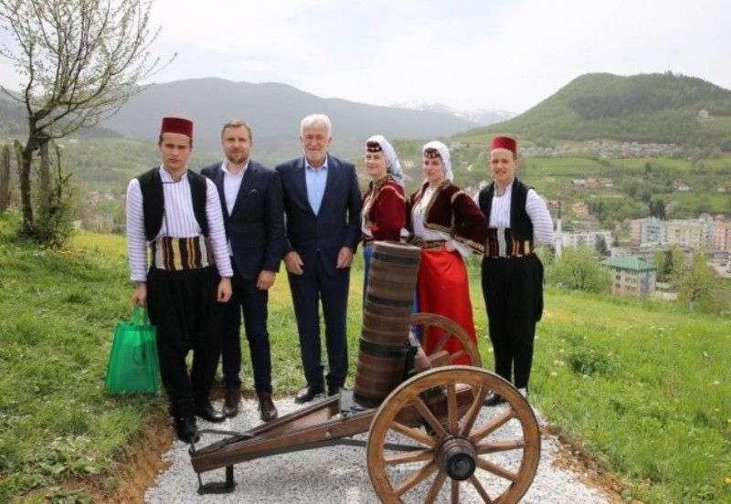 Od danas će ramazanski top označava kraj posta i u Visokom i Kiseljaku
