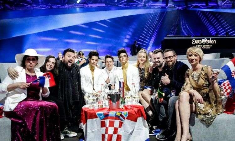 Hrvatska nije ušla u finale Eurovizije