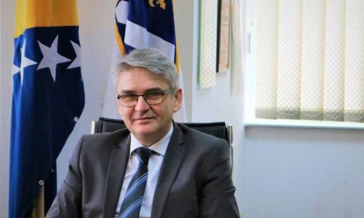 Bukvarević: Branioci Bosne i Hercegovine su nastavili put borbe protiv fašizma