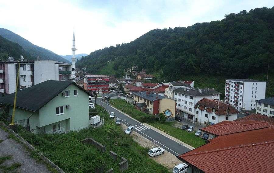 Blago povećanje lokalnih vodotoka na području Srebrenice