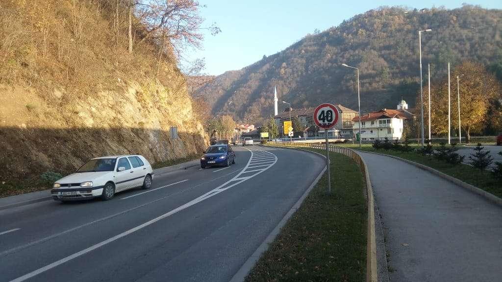 Na putevima u BiH kolovozi suhi, frekvencija vozila slabijeg intenziteta
