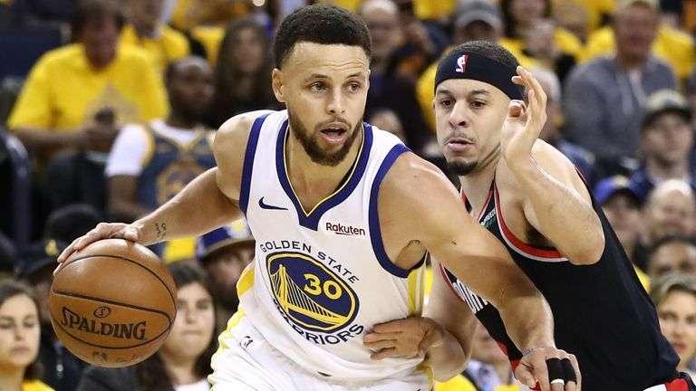 Na krilima Stephana Currya Golden State poveo protiv Portlanda u finalu Zapada