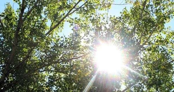 u bih narednih dana sunčano i toplo, ponegdje kratkotrajni pljuskovi
