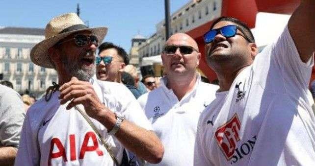 u madrid stiže 100 hiljada engleskih navijača
