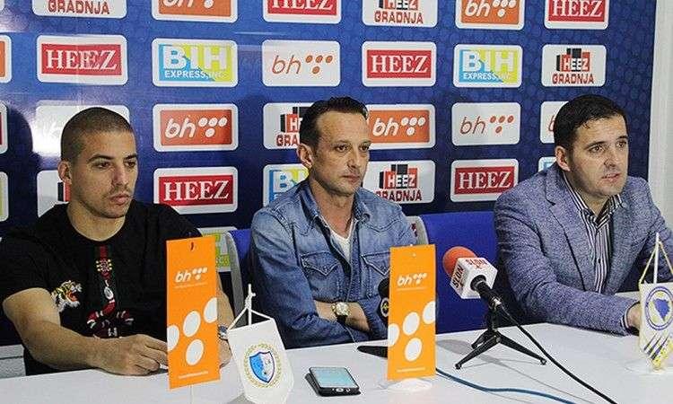 varešanović: želimo prvenstvo okončati pobjedom protiv željezničara