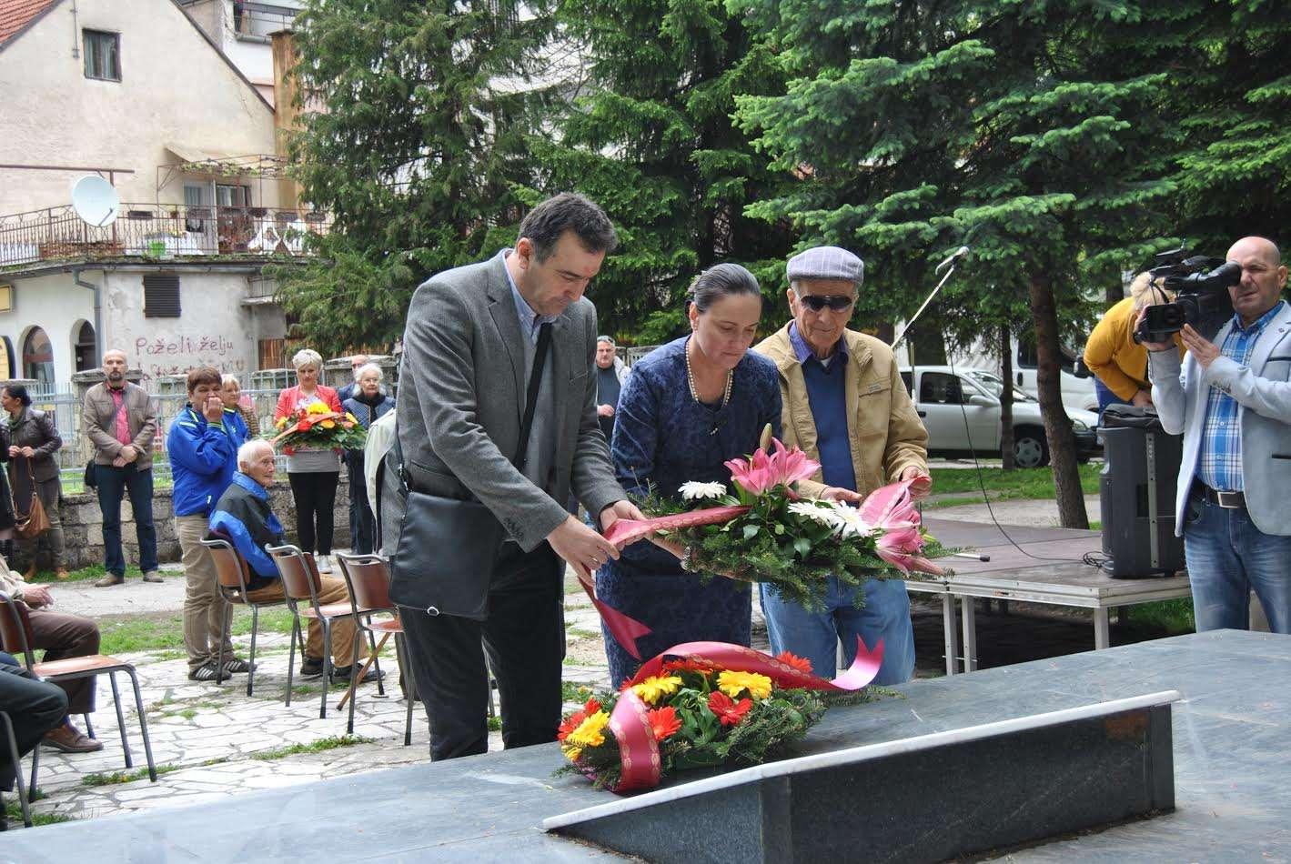 U Travniku obilježavanje Dana pobjede nad fašizmom i Dana Evrope