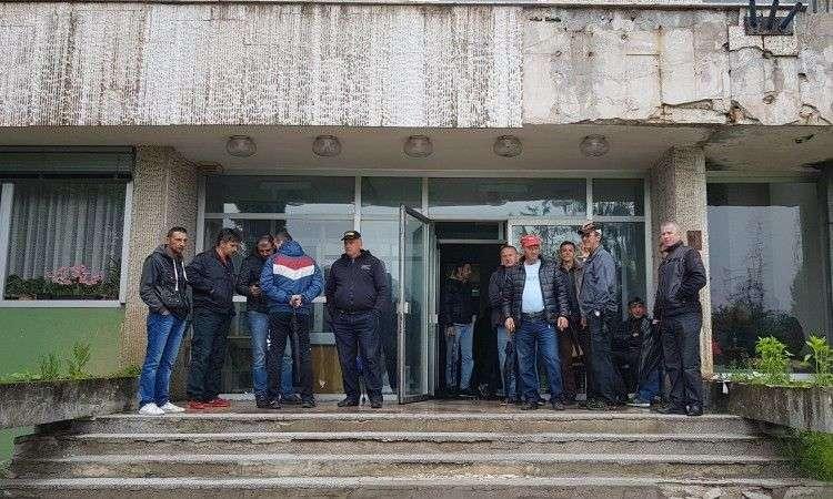 Radnici 'Vitezita' upozorili na tešku situaciju u kojoj se nalaze