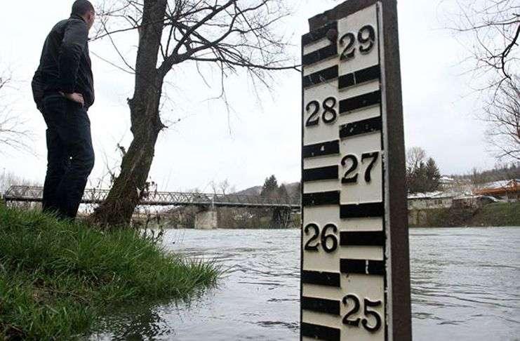 Vodostaj rijeka na području Kaknja ne prijeti da ugrozi ljude i njihovu imovinu