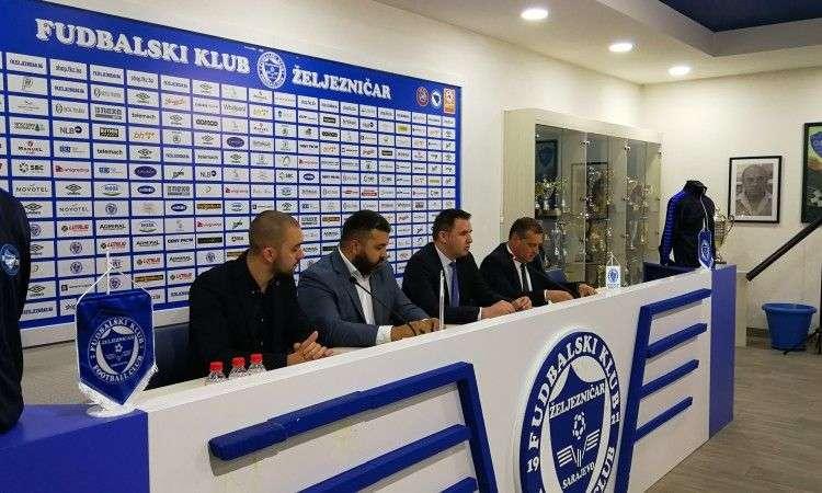FK Željezničar sutra predaje žalbu zbog neizdavanja licence za UEFA takmičenja
