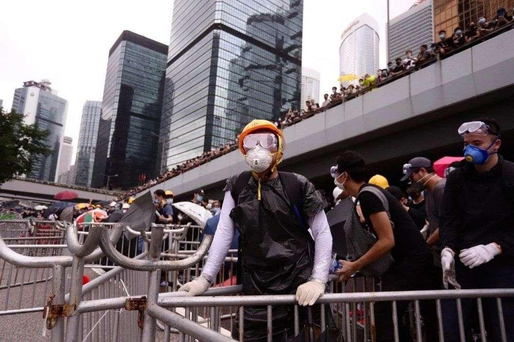 najavljuju ponovno izlazak na ulice hong konga