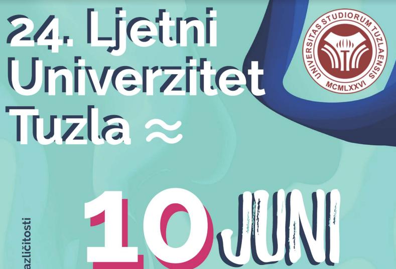 počinje 24. ljetni univerzitet u tuzli