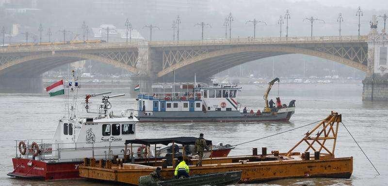 kapetan kruzera osumnjičen za nesreću u budimpešti pušten iz zatvora uz kauciju