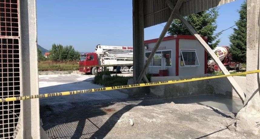 radnik na betonari u sarajevu smrtno stradao u mašini za miješanje betona
