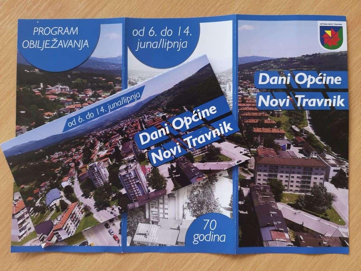 dani općine novi travnik 06.-14.06.2019.