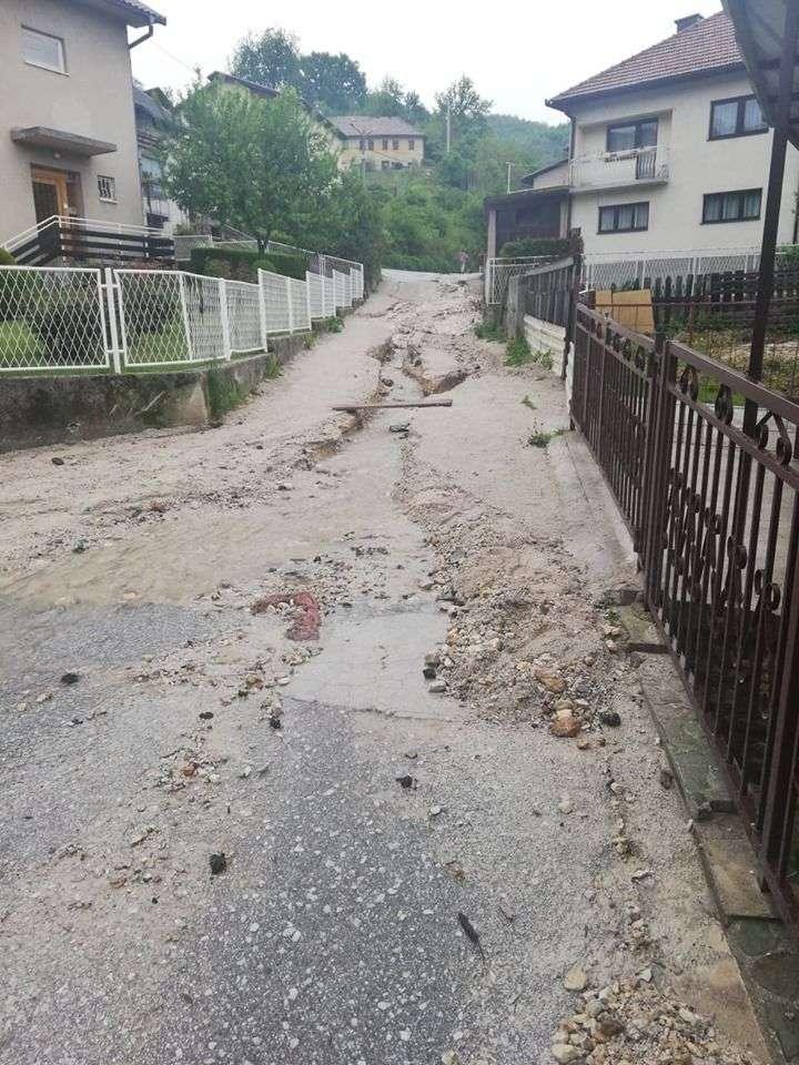 (foto) nove poplave i na području općine travnik