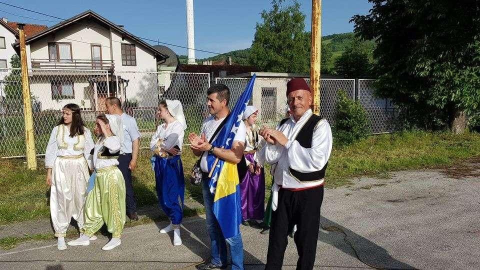 """(foto/video) čuvari tradicije: održana 7. jubilarna internacionalna smotra folklora """"susret mladih turbe 2019."""""""