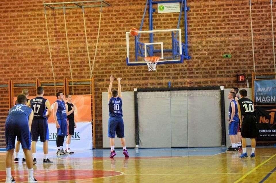 (video) otvoren 13. međunarodni košarkaški turnir u travniku