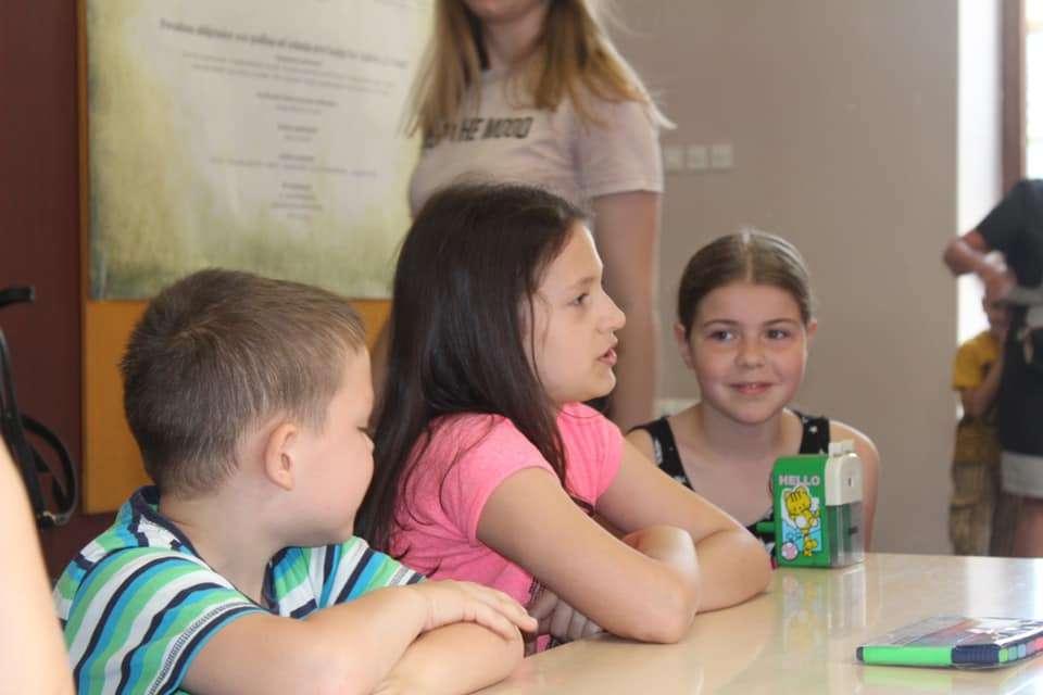 (foto) počele edukativne radionice za djecu u travniku