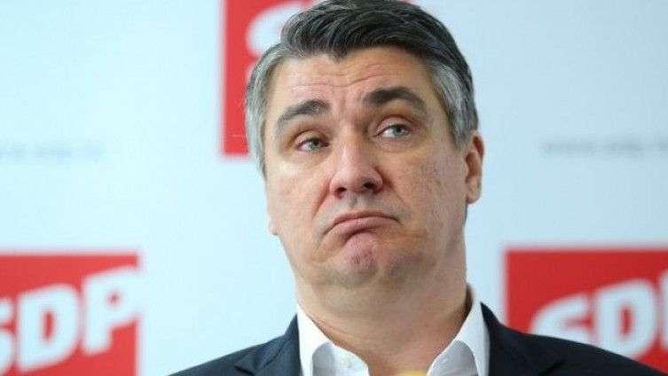 zoran milanović potvrdio kandidaturu za predsjednika hrvatske